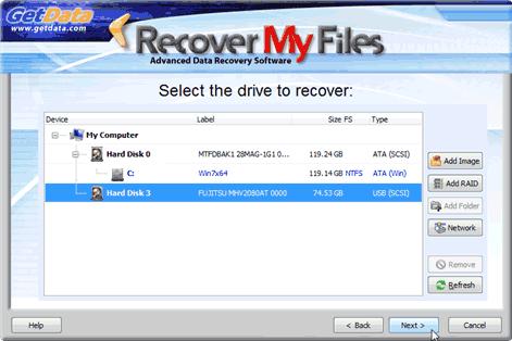 Learn data recovery hard drive