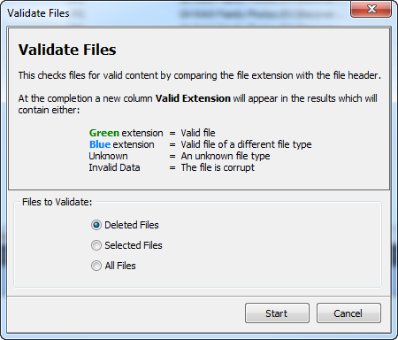 how to use recover my files program